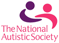 Logo for The National Autistic Society